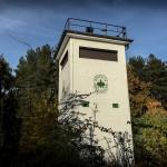 Heute wird der Turm von der Waldjugend genutzt