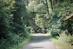 """Die Brücke der """"Alten Bimmel"""""""